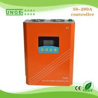 High Power Solar Controller 24V 100A Suit For Power Station With LCD Display And RS232 Communication