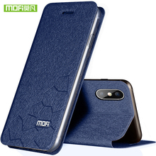 Mofi original case for iPhone XS Max case cover for iPhone X XS case fabric protoctive silicon coque capas for iPhone XS XR case