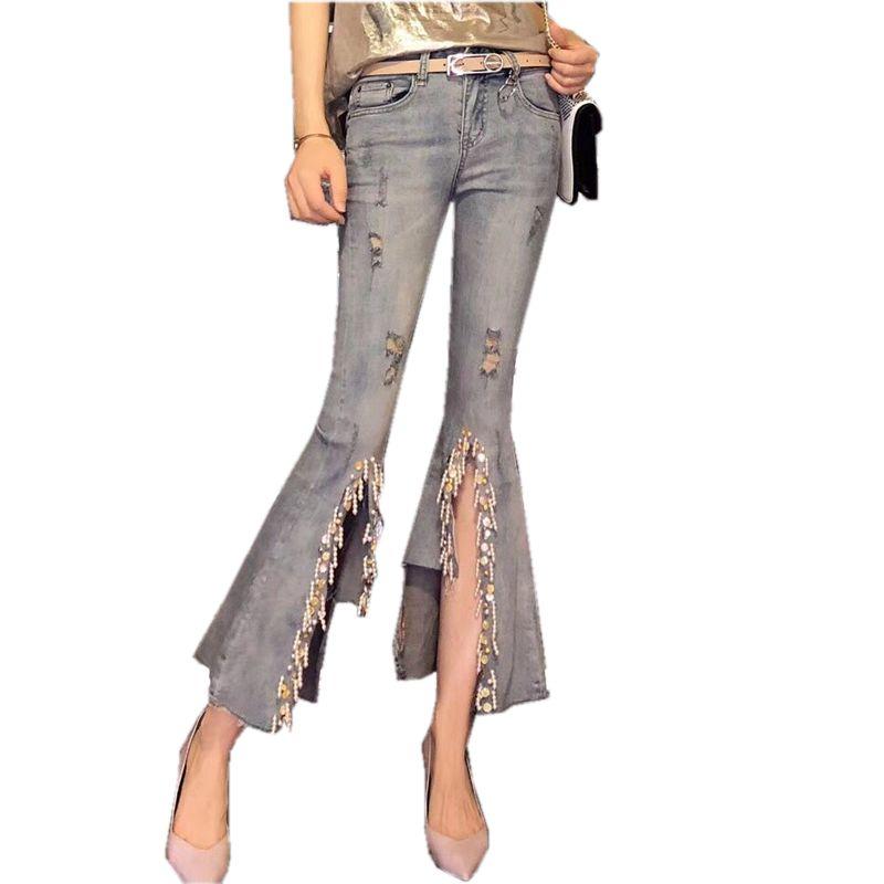Minutos Primavera Chart Y Alta Campana Pantalones De Slim 9 Otoño Tendencia Mostrar Edición See Cintura Un Nueva La TtvxqPPp