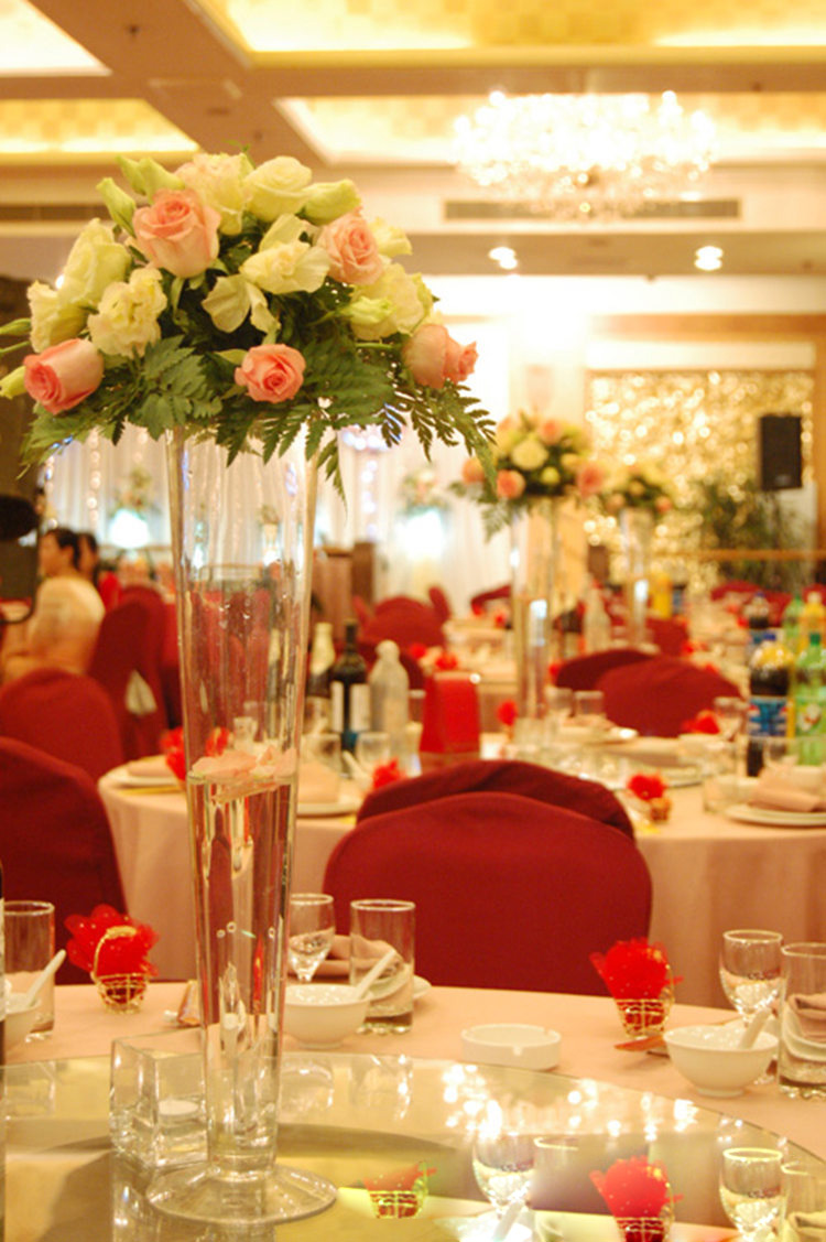 Popular Tall Wedding Vases Buy Cheap Tall Wedding Vases Lots From China Tall Wedding Vases