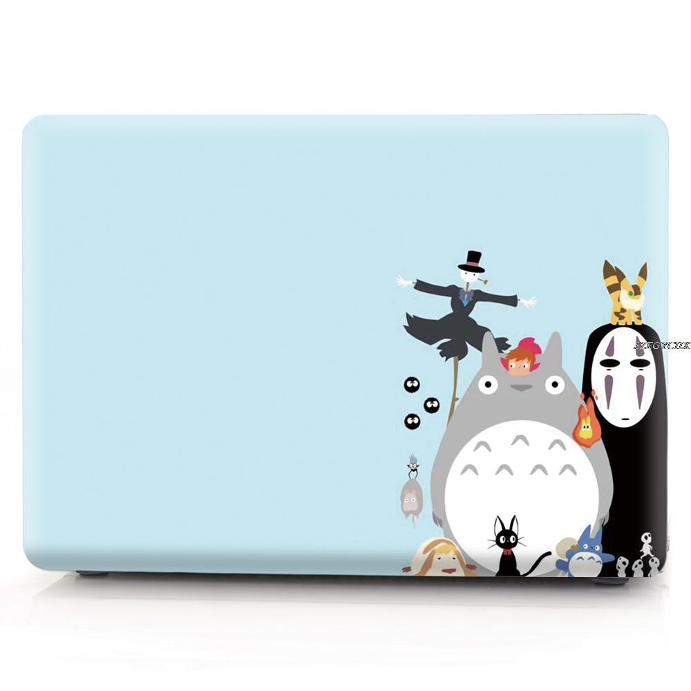 Animal Retina Shell Case for MacBook 41