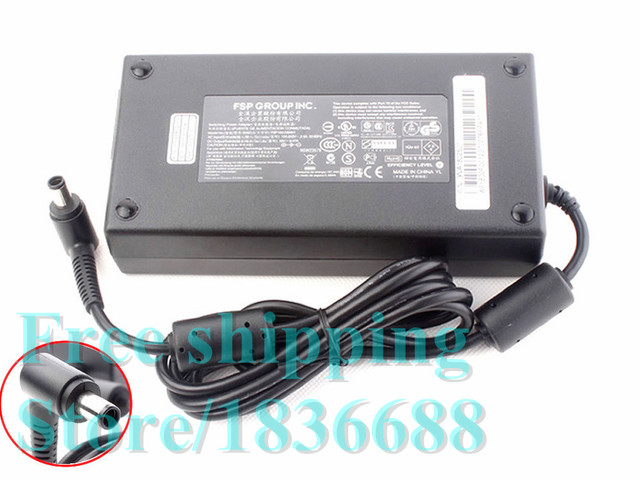 Free19V 9.47A Оригинальный 180 Вт FSP180-ABAN1 AC Адаптер Для ACER Aspire AZ5000 Z5700