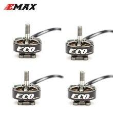1 pces/4 pces emax eco series 2306 6 s 1700kv 4S 2400kv motor sem escova para rc modelos peças de reposição acessórios diy 40% de desconto