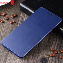 For Samsung Galaxy Note 9 Case X-Level Original PU Leather Ultra Slim Flip Stand Cover Case For Samsung note 9 Note9 Case стоимость
