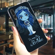 Corpse Bride Hard Cover for Huawei P10 Fashion Phone Case Mate 10 Lite 20 Pro P8 2017 Back Skin