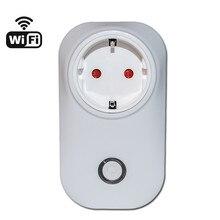 Choifoo Smart Plug Wi-Fi Мощность разъем выход Умный дом Alexa голос Управление Беспроводной Управление S для IOS Andriod смартфон