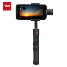 ZHIYUN Original Smooth 3 Handheld Stabilizer Phone 3 Axis Gimbal Smartphone for iPhone X 8 8 Plus 7 7 Plus Mobile Stabilizers