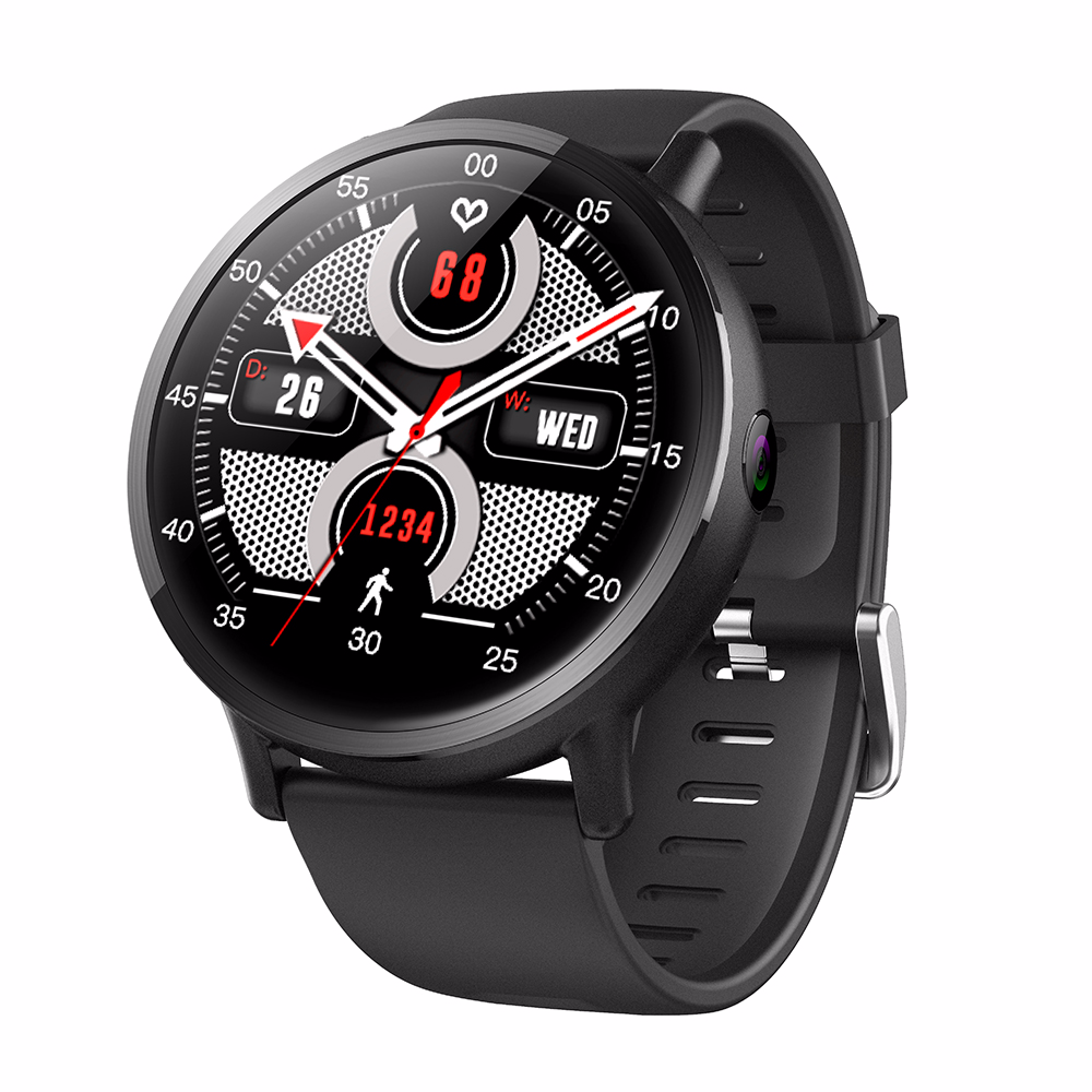 BTSJ006 smart watch 4G2.03 inch high definition big screen 8 million pixels IP67 waterproof Android7.1 hot smart wearable device