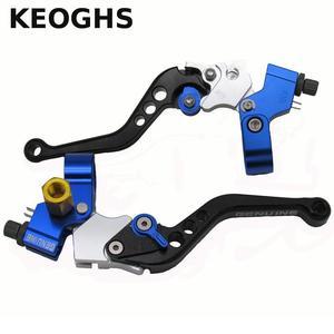 Image 5 - Keoghs 22mm Evrensel Motosiklet fren debriyaj Kolları/davul Fren Sol Ve Sağ Honda Yamaha Kawasaki Suzuki Için Bir Çift