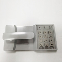 Digital key Button Password Lock Smart Electronic Door Lock for Home Hotels Apartment JFlyer