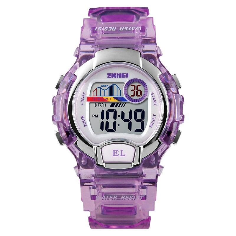SKMEI Children's Watches Fashion Sports Boys Girls Student Alarm Date Clock Children Watch LED Digital WristWatches Relojes 1450