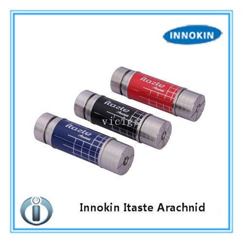 Original Innokin iTaste Arachnid mechanical mod e cigs arachnid mod sipder-man vaporizers adjustable voltage itaste arachnid