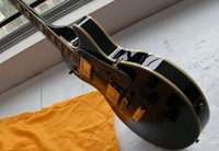China guitar factory custom Top quality New black Electric Guitar free shipping 7yue9