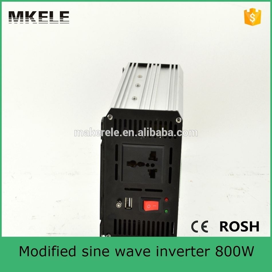 MKM800-482G modified sine off grid inverter 800 watt power inverter 48v 230v dc to ac power electronics inverters mkm5000 241g c modified true sine inverter aims 5000 watt power inverter electronic inverter components 24vdc to 110vac off grid