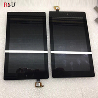 7 LCD Display Screen Touch Screen Panel Digitizer Sensor Glass Assembly Replacement For Amazon Kindle Fire