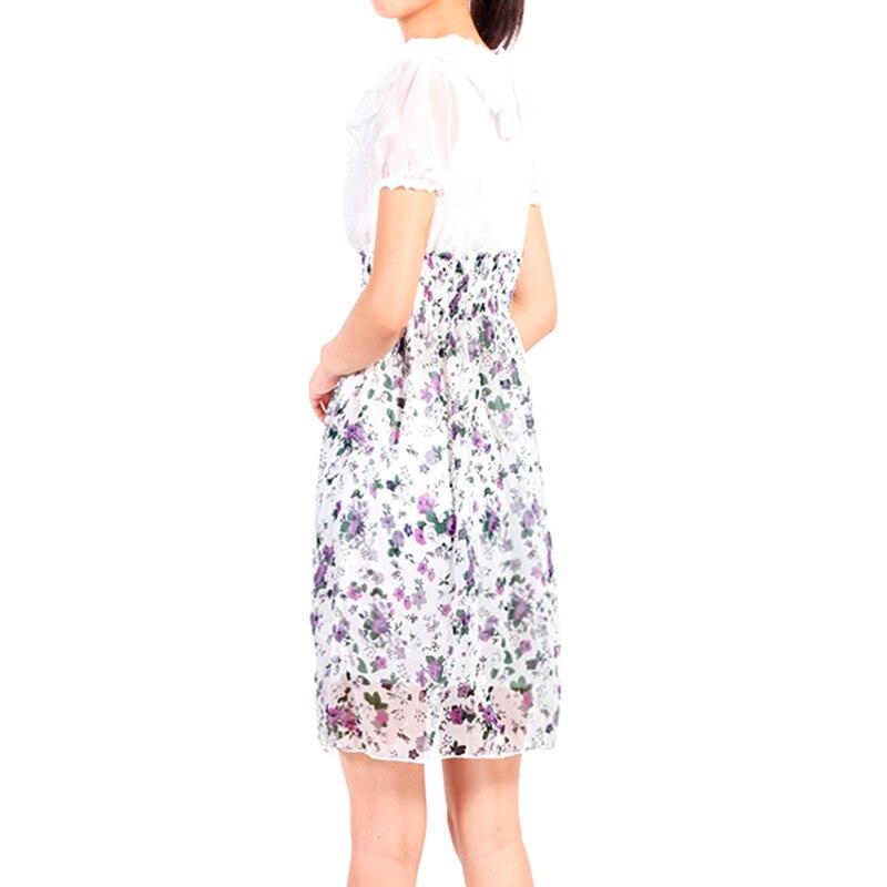 Women BOHO Exotic Summer Floral Printed Chiffon Dress Multi Colors #5173~free shipping