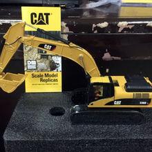 1/50 Cat гусеница 336D L Гидравлический Экскаватор бренд Diecast Masters DM85241