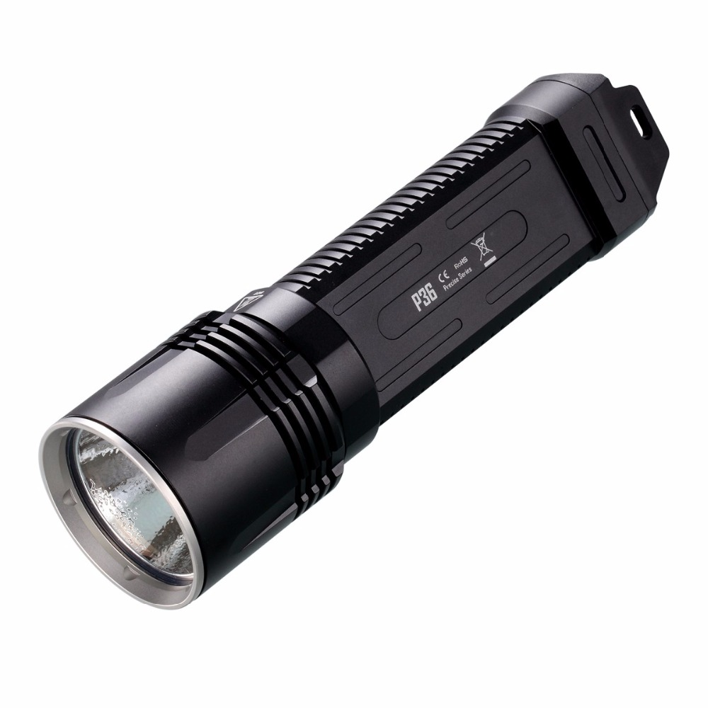2017 NITECORE P36 CREE MT-G2 LED Flashlight 2000Lm 2x18650 Outdoor Camping Hunting Searching Rescue Portable Torch Free shipping nitecore tm06s cree xm l2 u3 led 4000 lumens led flashlight waterproof 18650 torch for gear outdoor camping search free shipping