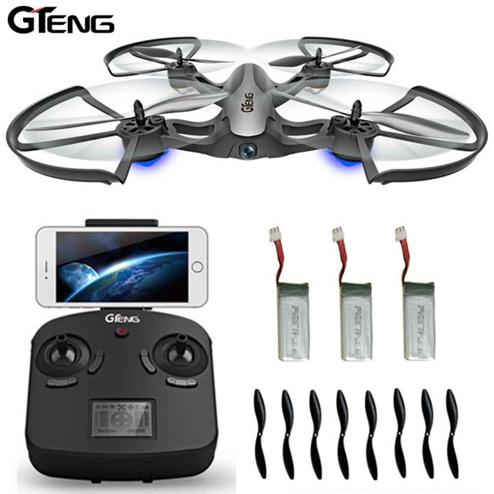 Gteng 720P fpv drone with camera com quadrocopter dron multicopter quadcopter rc helicopter droni remote control toys copter mini drone with camera dron quadrocopter remote control toys copter rc helicopter quadcopter droni micro multicopter