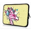 Promotion DIY  waterproof lovely  huado  neoprene laptop bag 13.3 inch