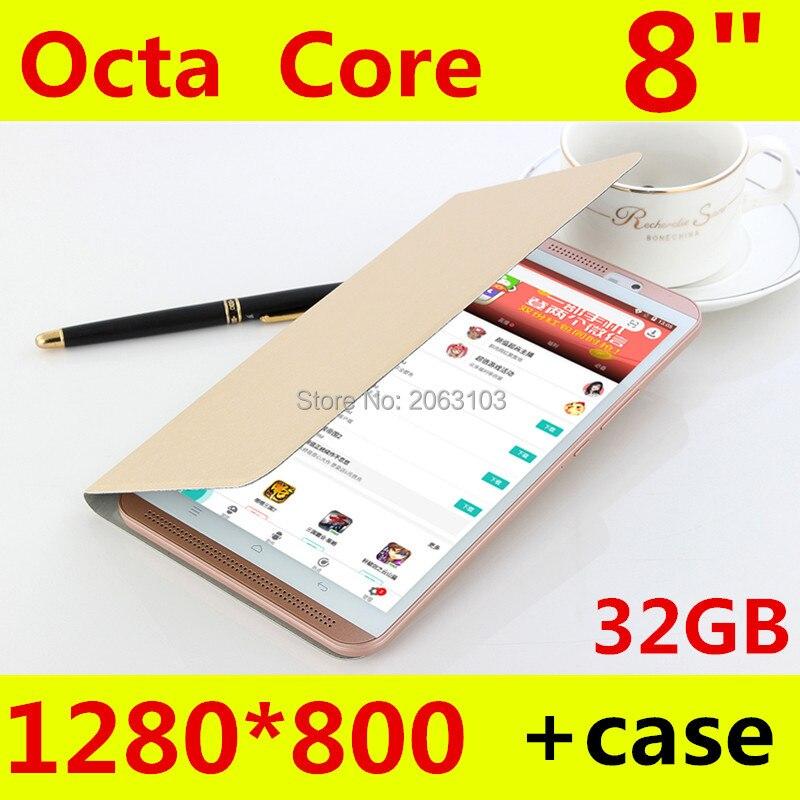 8 pouces tablette ordinateur Octa Core M880 Android tablette Pcs 4G LTE tablette pc 8