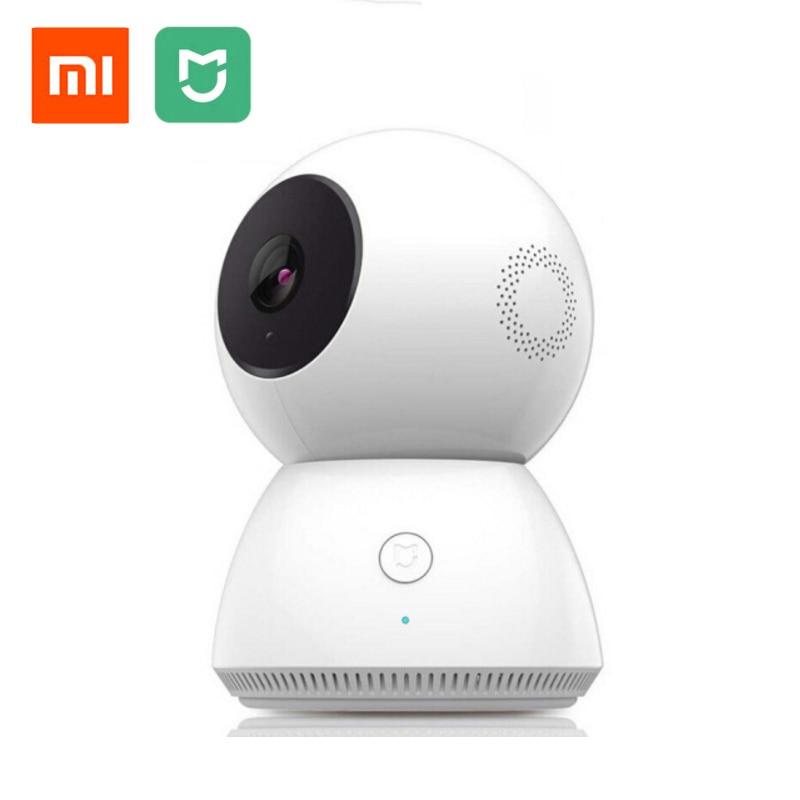 オリジナルXiaomi Mijiaスマートカメラ1080P WebカメラIPカメラビデオカメラ360アングルパノラマWIFIワイヤレスマジックズームナイトビジョン