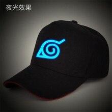 Naruto Sombrero de Hip Hop de Neón de Impresión Del Partido Del Club de  Noche Luz Fluorescente Punky Del Verano Gorras de Camion. 60c951516a9