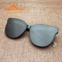 Dada-Pro Azul V Corea Gafas de Sol de Diseñador de la Marca De Color Escarlata Océano Suave de Lujo de la vendimia Hombres gafas de Sol Gafas Gafas de GM Sol