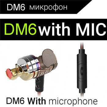 Επαγγελματικά Ακουστικά QKZ DM6 Bluetooth - Ακουστικά Gadgets MSOW