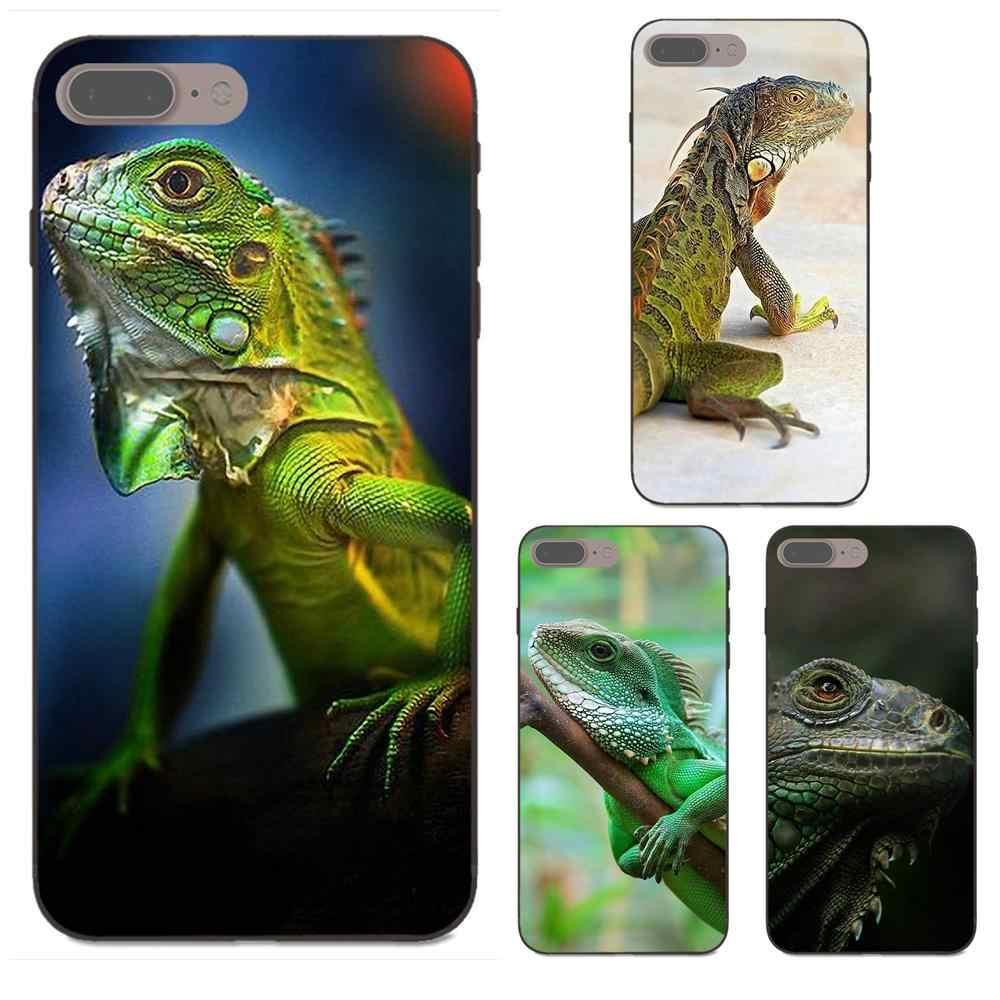 Iguana ящерица Бразилии Игуасу джунгли ТПУ телефон кожи для Xiaomi Redmi Note 2 3 4 4A 4X5 5A 6 6A Plus Pro S2 Y2