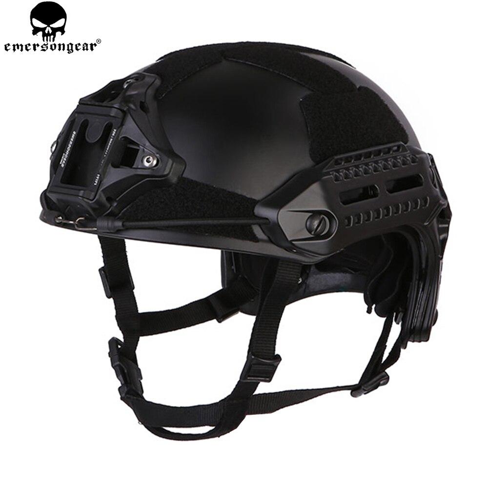 EMERSONGEAR MK Style casque tactique randonnée Cycliny protection casque coussinets emerson Combat Airsoft casque EM9201