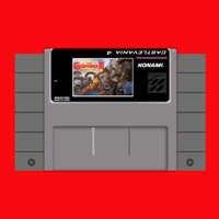 Super Castlevania IV 16 bit Großen Grauen Spielkarte Für USA NTSC Spiel Player