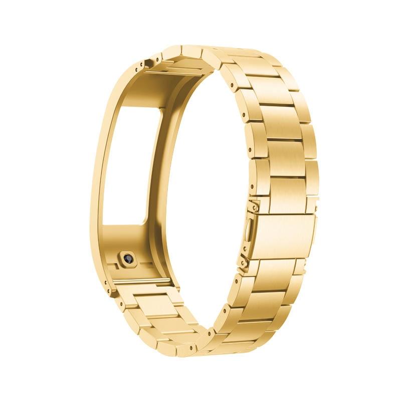 Stainless Steel Bracelet Wrist Band Quick Release Strap for Garmin Vivofit 2/Vivofit Hi dropship
