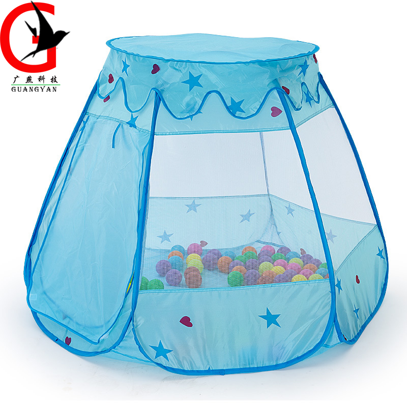 Children Tent Game Play House Baby Play Yard Ball Pool Outdoor Indoor Baby Playpen Tienda Corralito XHSY-3 zewik kid tent superbig space play tent 3 4 children game two door house basketball shot sums open roof for indoor and outdoor