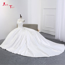 Jark Tozr Custom Made Ball Gown Wedding Dresses 2019