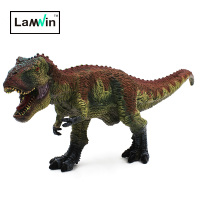 Lamwin Kids Toy Simulation Jurassic World Park Series King T-Rex Dinosaur Model Toy Tyrannosaurus Action Figure