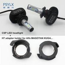 цена на 9006 HB4 LED headlight Conversion kit For All Cars 80W 9600lm High Lumen 9006 HB4 CREE LED Car Fog Headlight 9006 headlamps bulb