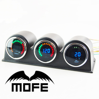 SPECIAL OFFER MOFE Original Logo 20 LCD Wideband 52mm 2 Inch Gauge Meter Exhaust Gas Temp
