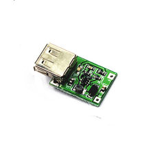 1x DC-DC 0.9 V-5 V para 5 V 600MA Impulsionador Step-Up Módulo de Alimentação USB Móvel