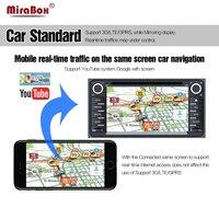 MiraBox Wifi Mirrorlink Miracast Car Wifi MiraBox With RCA Support AV to Android IOS Caixa Wifi Car Mirror Box
