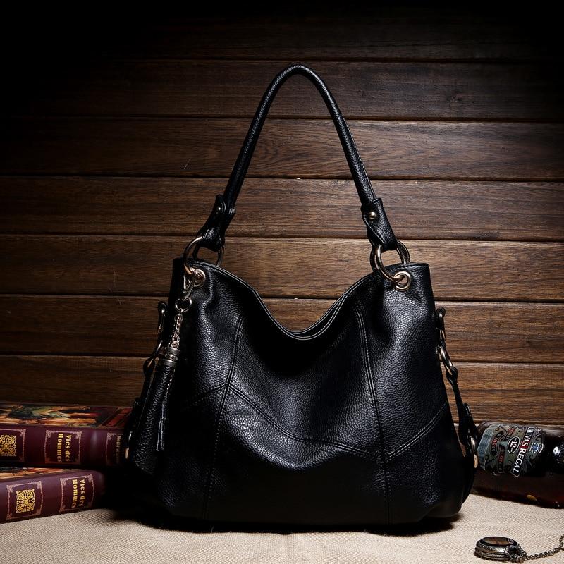 2019 bolsa feminina primavera e verão novo um-ombro slung bolsa de couro macio moda bolsa balck moda saco