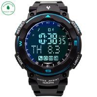 Смарт часы Для мужчин Android/IOS 100 м Водонепроницаемый открытый Беспроводные устройства Youngs mf5 Bluetooth Электроника для здоровья цифровой электро