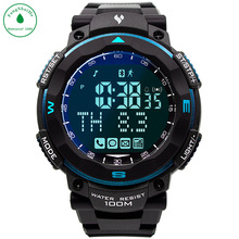 Smart Watch Men Android iOS 100M Waterproof Outdoor Wearable Devices Youngs MF5 Bluetooth Smart Health Electronics