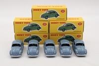 Lots Of 5pcs Atlas 1 43 Dinky Toys 181 Volkswagen Diecast Models
