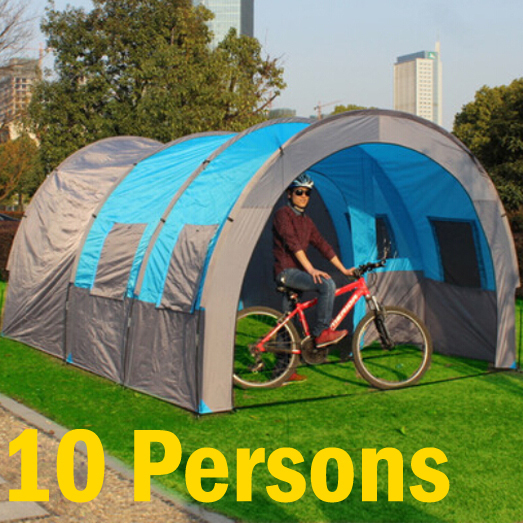 Family Hunting C&ing Tent 480*310*210cm tent 3 rooms Party Pinic Big Tent & Family Hunting Camping Tent 480*310*210cm tent 3 rooms Party Pinic ...