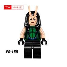 HOT Marvel Super Heroes The Avengers blocos Mantis ferro homem Guaxinim Legoing Hulk Figuras de brinquedo para crianças Mini tijolo 22
