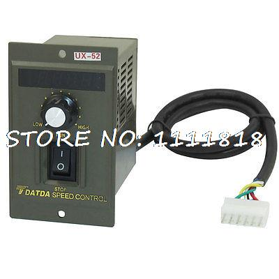 цена на AC 220V 120W Corotation Reverse Option Router Variable Motor Speed Controller