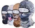 2017 Hot Cute Women Cap Outdoor Cycling Motorcycle Ski Mask Hood Hat Veil Balaclava UV Full Face deadpool  Masks skullies beanie