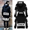 2016 Winter Men's Hip Hop Hoodies UNKN Printed Men Hooded Sweatshirts Sudaderas Hombre Man Fleece Jackets Clothing