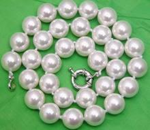 Ожерелье 14 мм с жемчугом 18 дюймов оптовая/розничная продажа